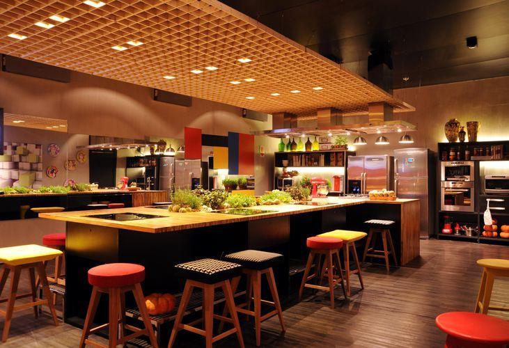 Cozinha Com Ilha De Cristina Bozian 63784 No Viva Decora
