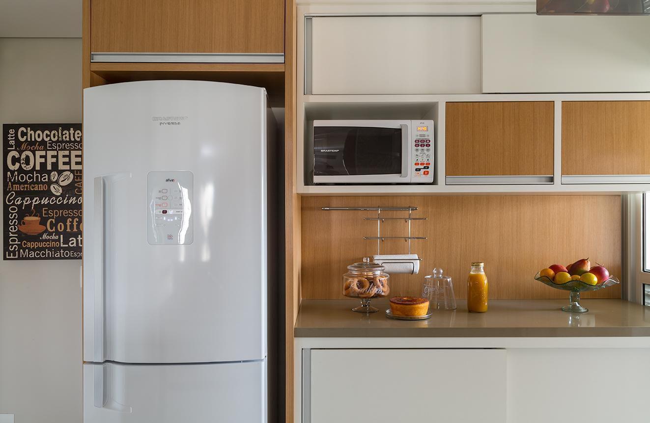 #90683B 50 Cozinhas pequenas decoradas e planejadas Viva Decora 1323x862 px Projetos De Cozinhas Externas Pequenas #565 imagens