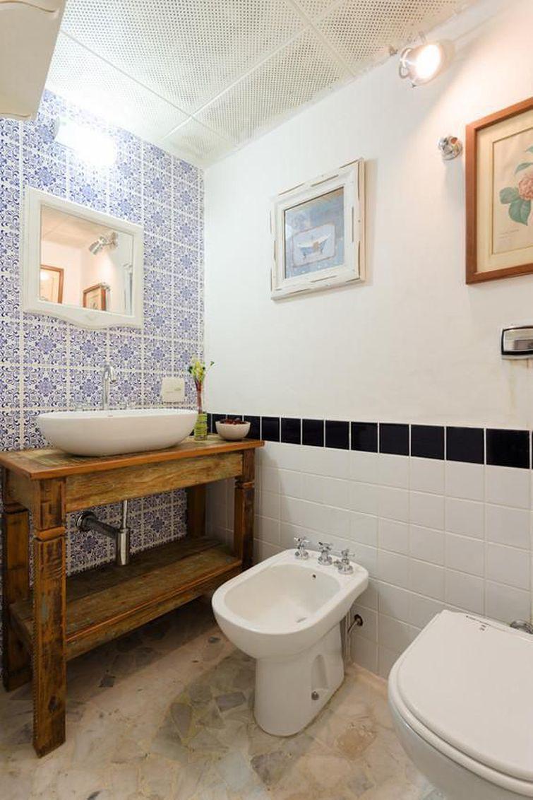 Objetos para decoração banheiro : Como decorar um banheiro gastando pouco dicas