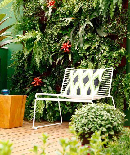 deck jardim vertical:Deck com Jardim Vertical de Roberto Robl – 27239 no Viva Decora