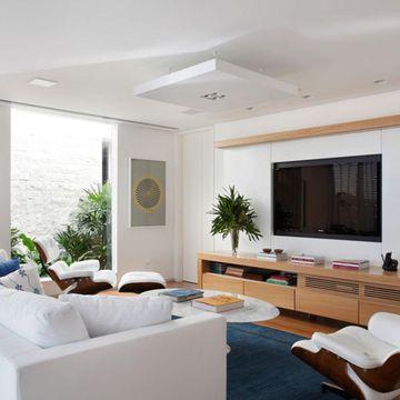 Sala de estar decora o fotos dicas e ideias for Kit sala de estar
