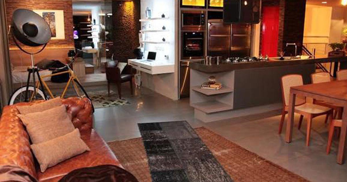 Sala de estar de revista viva decora 13876 no viva decora for Sala de estar gourmet