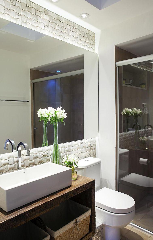 Jogos De Decorar Banheiros Luxuosos : Como decorar um banheiro gastando pouco dicas