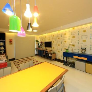 Quarto infantil de karla cunha viva decora for Sala de estar infantil