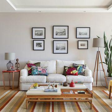 Sala de estar decora o fotos dicas e ideias for Sala de estar imagenes