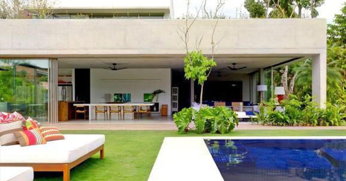 Rea externa de revista viva decora 13935 no viva decora for Casas decoradas x fuera