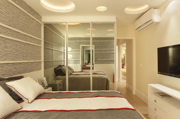Armario Espelho Para Quarto : Ideias para decorar quartos pequenos viva decora