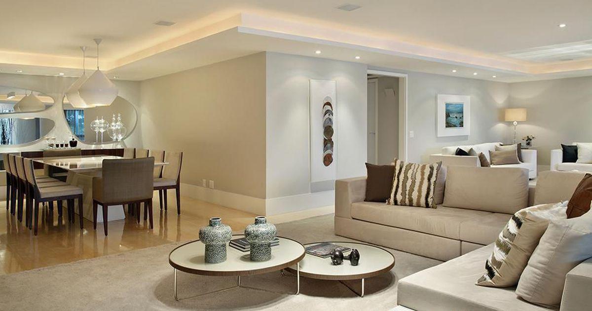 Sala de estar com mesinhas de centro e itens decor de for Sala de estar no minecraft