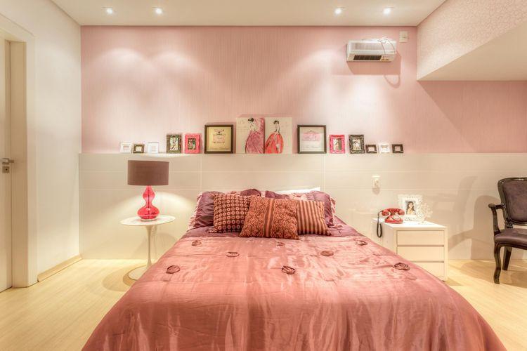 quarto da menina rosa seco ~ Quarto Rosa Seco