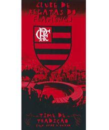 2bda45b24120 Toalha Banho Praia Aveludada Flamengo Dohler