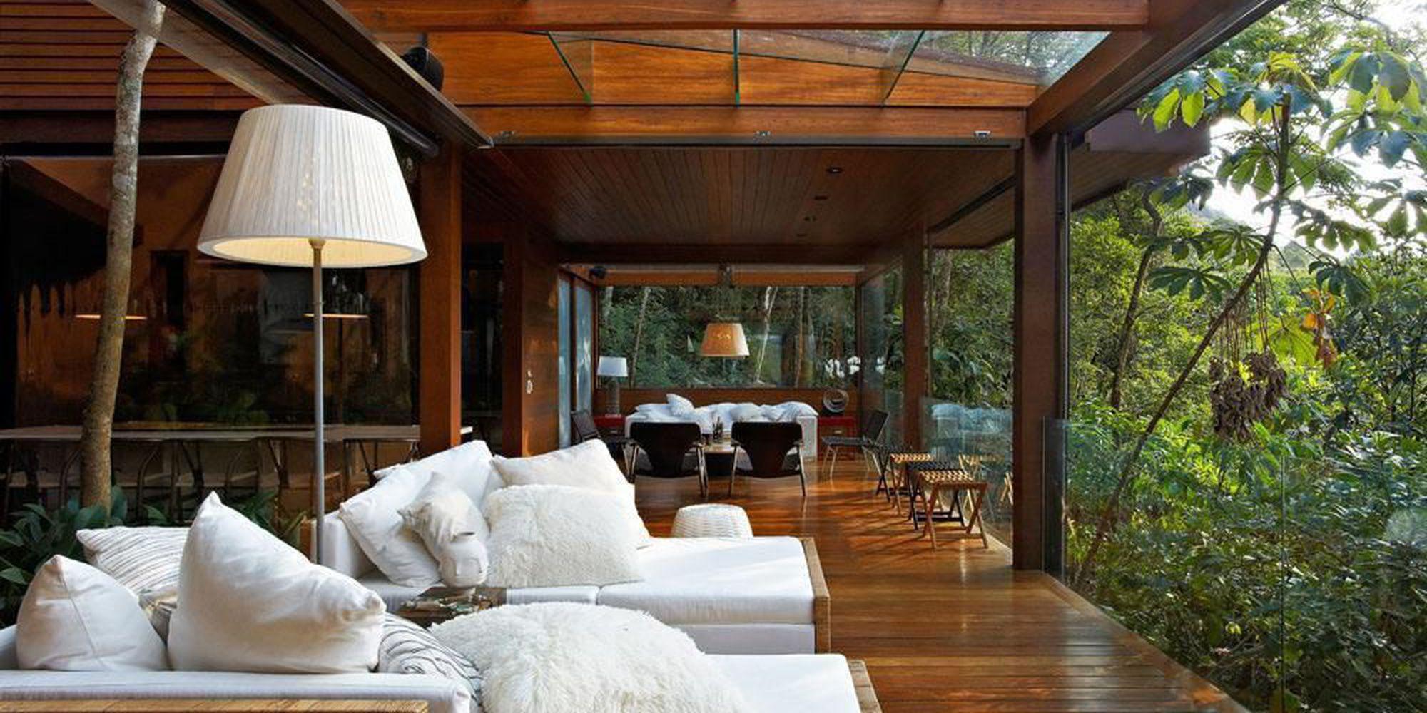 Projetos de decoração e arquitetura de Carico Arquitetura Viva  #A56026 2000x1000 Arquitetura De Banheiro Simples