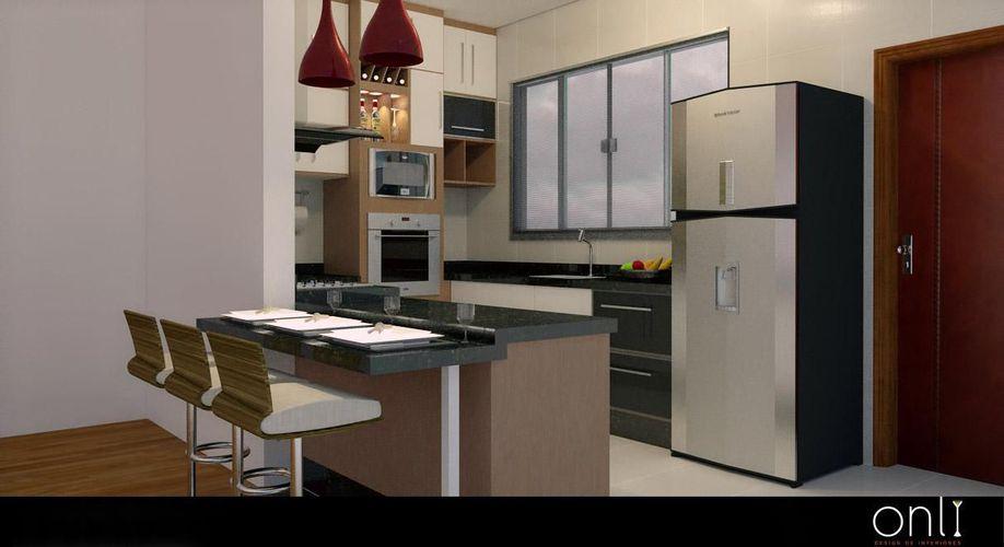 Cozinha Americana de Only Design de Interiores  37936 no Viva Decora