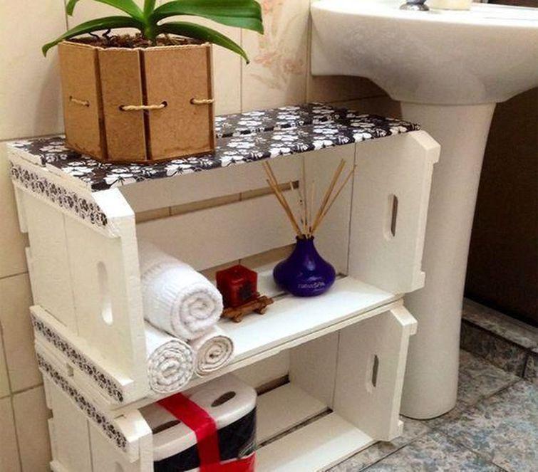 Ideias Para Decorar Banheiros Antigos : Como decorar um banheiro gastando pouco dicas